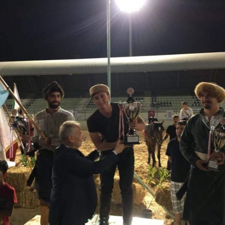 Performans Spor Kulübü Atlı Okçuluk Türkiye Şampiyonası'nda