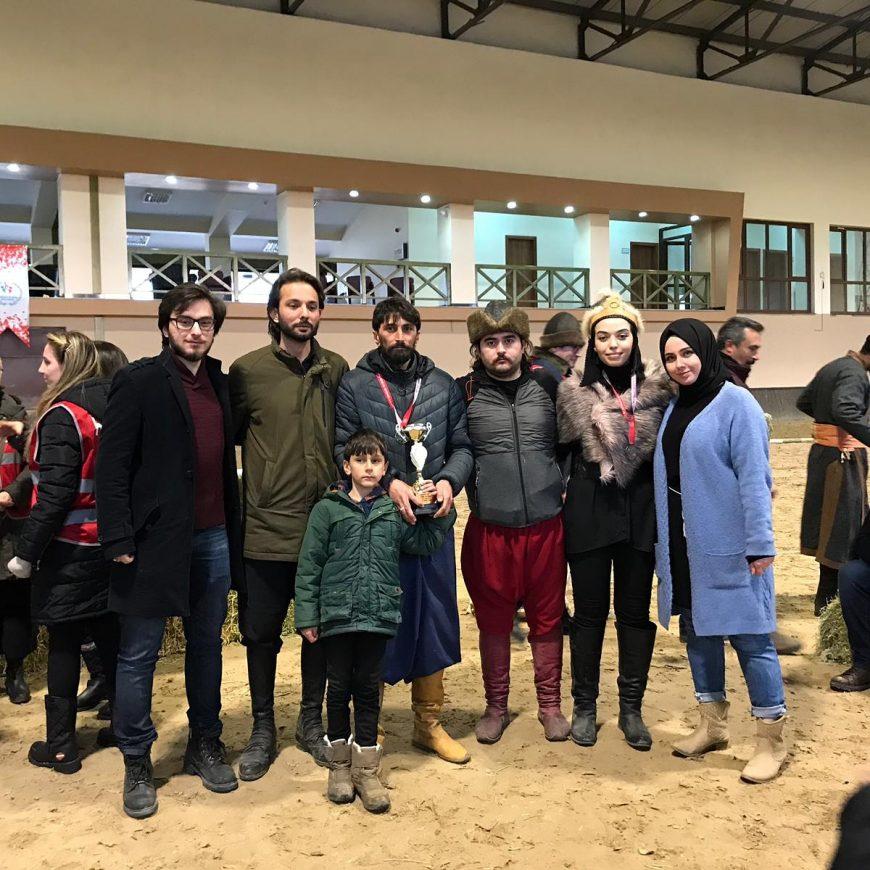 Ankara'da Atlı Okçuluk Organizasyonu